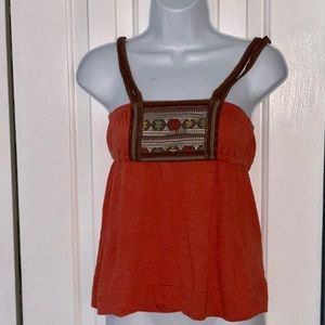 DESIGNED BY FREE PEOPLE TANK TOP!!! Wonderful Cond